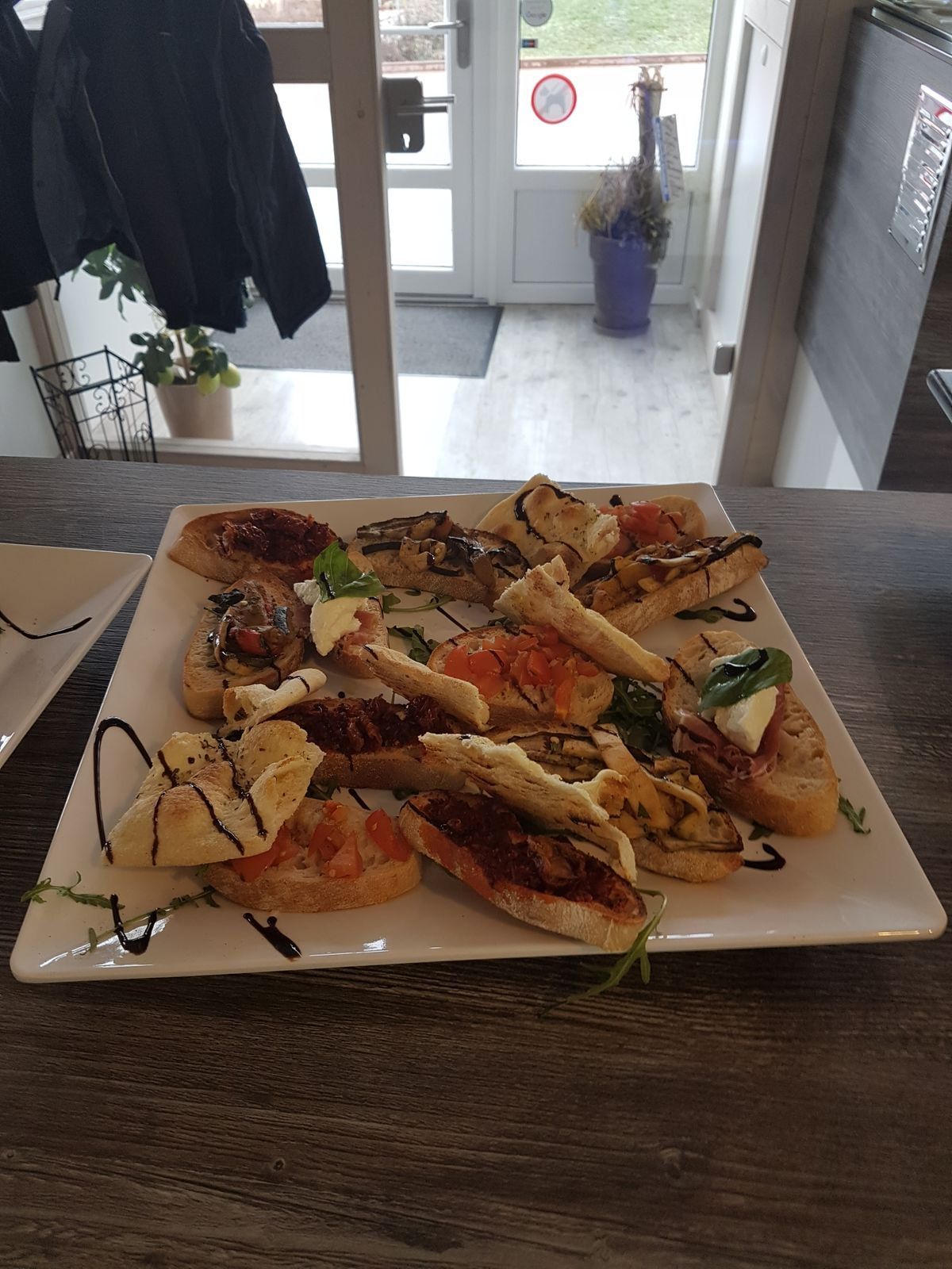 Pizza Pane e Bruschetta